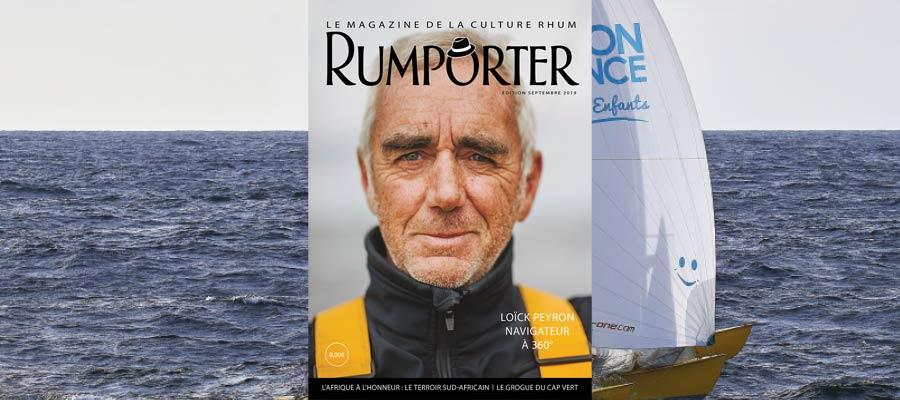 Magazine Rumporter : L'édition de la rentrée est disponible !