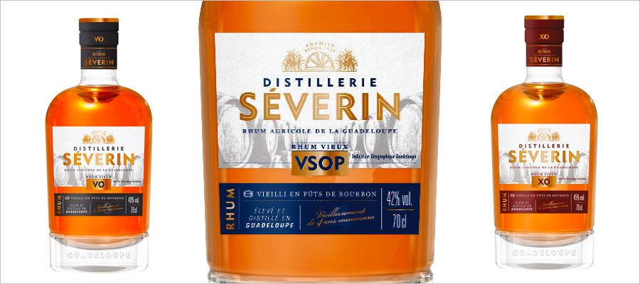 La Distillerie Séverin dévoile un nouveau packaging pour ses références