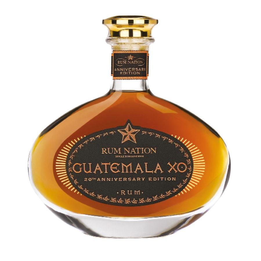 Rum Nation - Guatemala XO 20th anniversary collection
