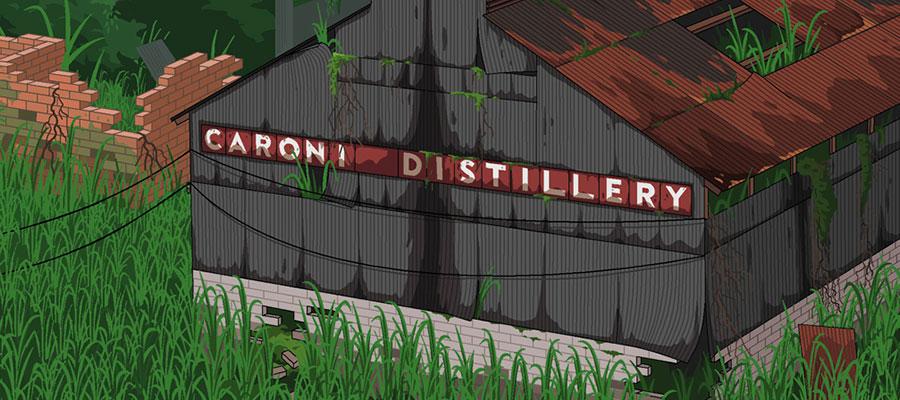 That Boutique-Y Rum : la petite boutique dans la prairie