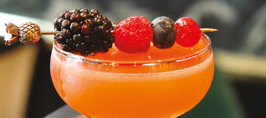 """Recette de cocktail par Yoann Demeersseman : Le """"Cuban Daisy"""" au Black Tears Spiced Rum"""