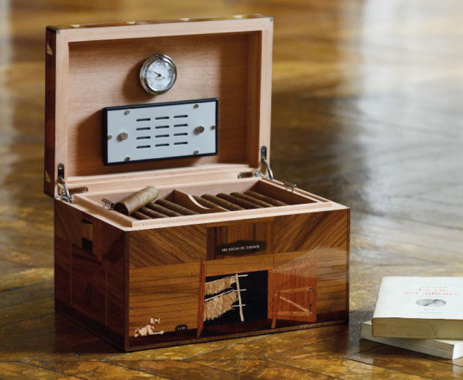 Boîtes à cigares, collection Casa Cubana