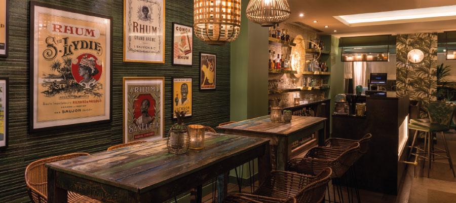 Paris : Gloster, un bar à rhum qui cache bien son jeu