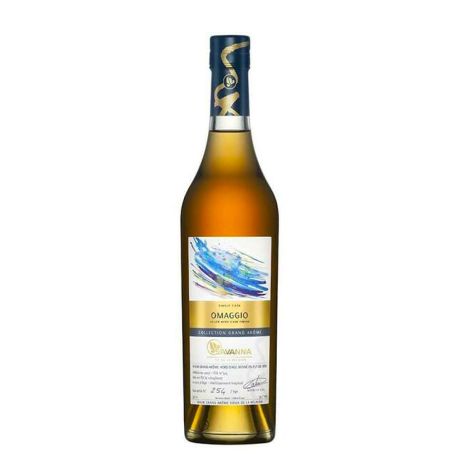 Savanna 10 ans Grand Arome Omaggio Herr Velier Finish 55%