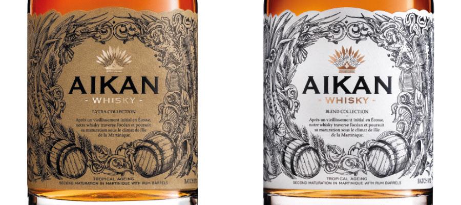 The Aikan dream ? Aikan revient avec 2 produits