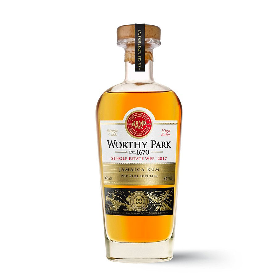 Worthy Park High Esters 67%