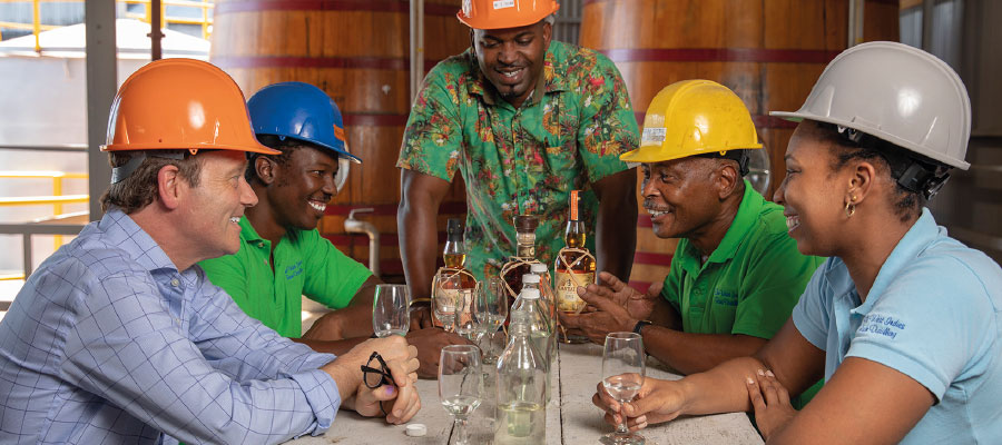 """Rum & Sustainability- """"People are our primary concern"""" – Interview with Alexander Gabriel"""