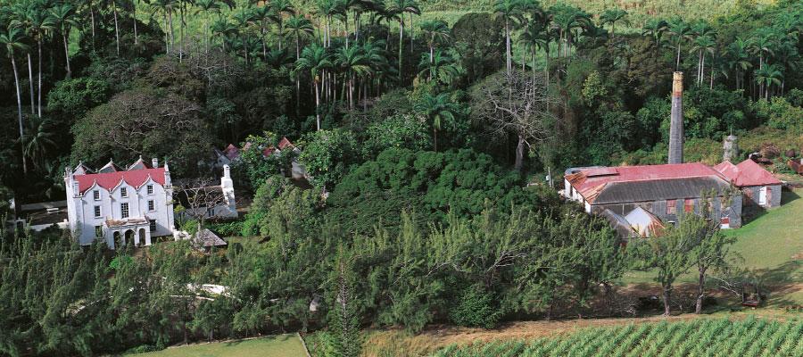Banc d'essai – Barbade possibilités d'une île #2 : St Nicholas Abbey