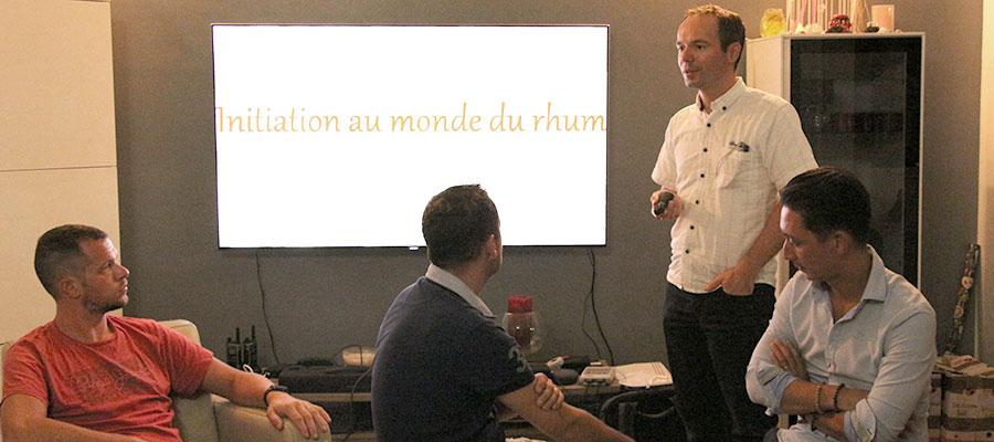 Entretien avec Laurent Bussert, cofondateur du Rhum Club 974