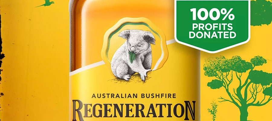 Australie : Les Rhums Bundaberg lancent une bouteille pour collecter des fonds pour les animaux