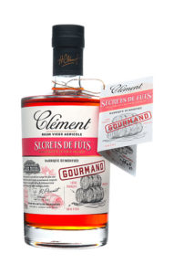 Rhum Clement Secret de fut gourmand