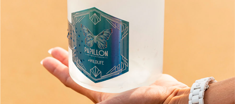 Longueteau Papillon