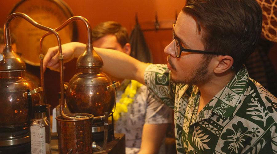 Spiced Dry Rum Club