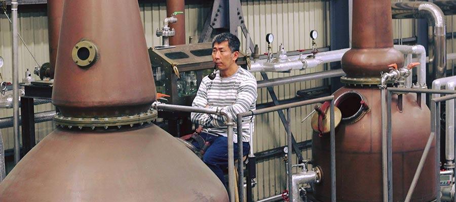 Covid-19 : Interview Yoshiharu Takeuchi, Nine Leaves, Japon