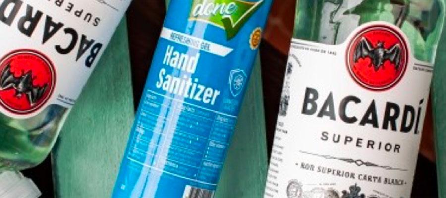 Covid-19 : Bacardi, lutte globale contre le virus