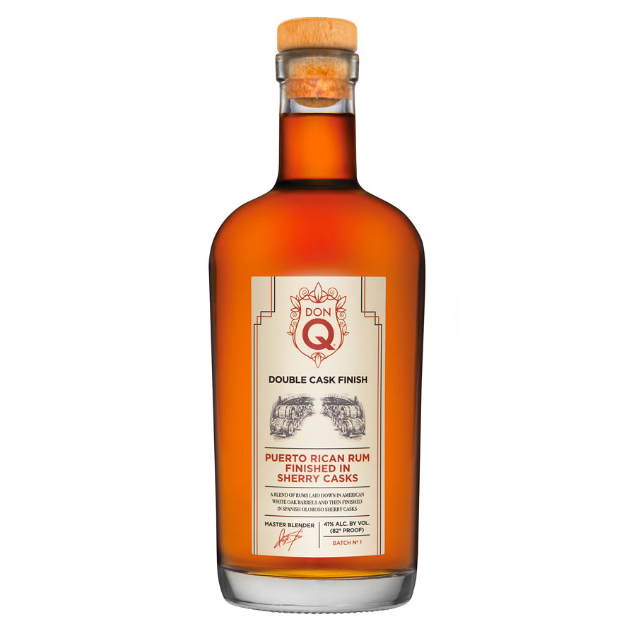 Don Q's Double Aged Sherry Cask Finish