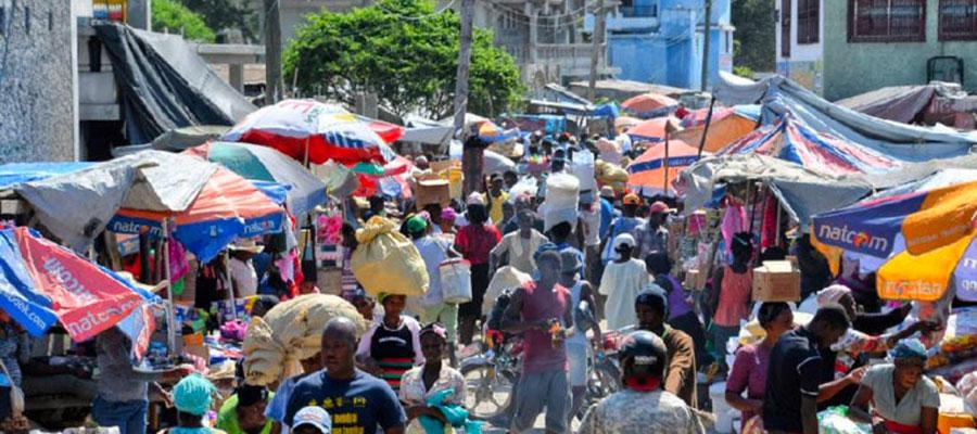 Covid-19 : Interview de Michael Didi Moscoso –  Haïti