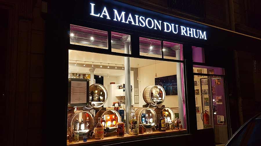 La Maison du Rhum - Eddy La Viny