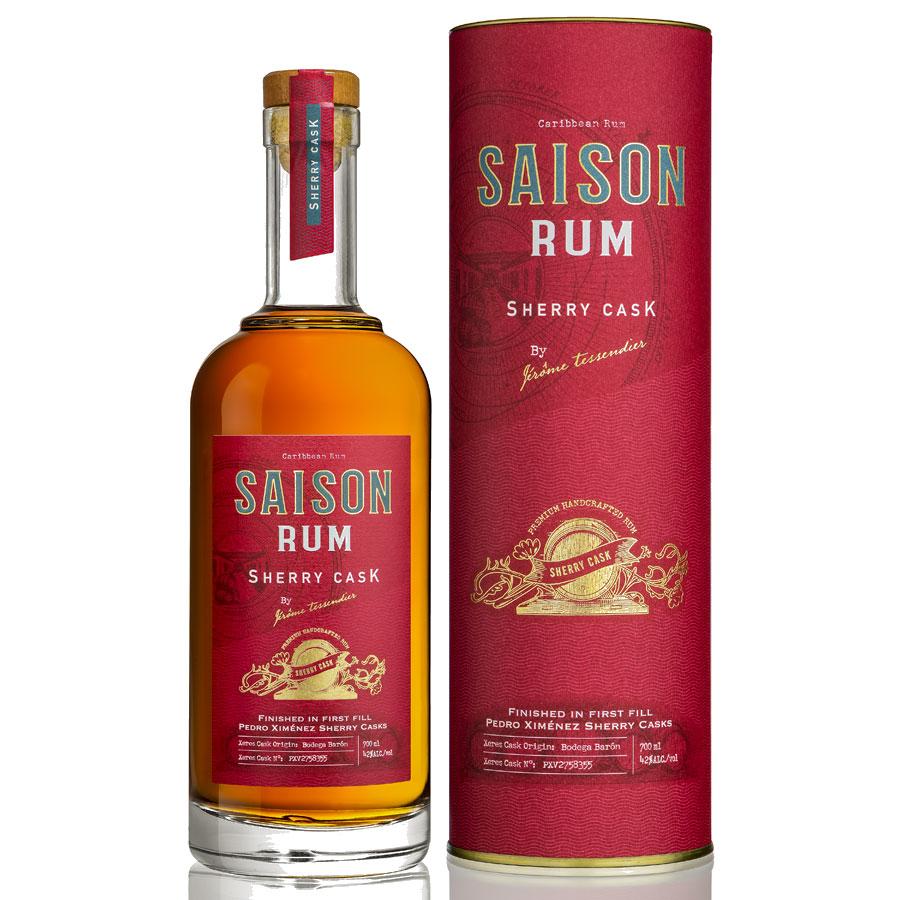 Saison Rum - Sherry Cask