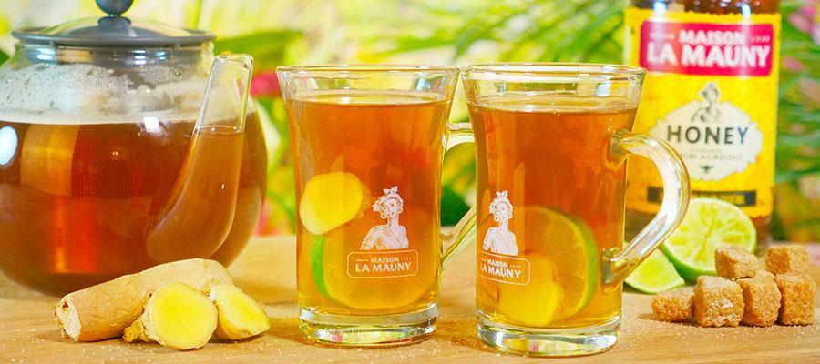 Les cocktails Maison (par) La Mauny #3 : Honey Mauny
