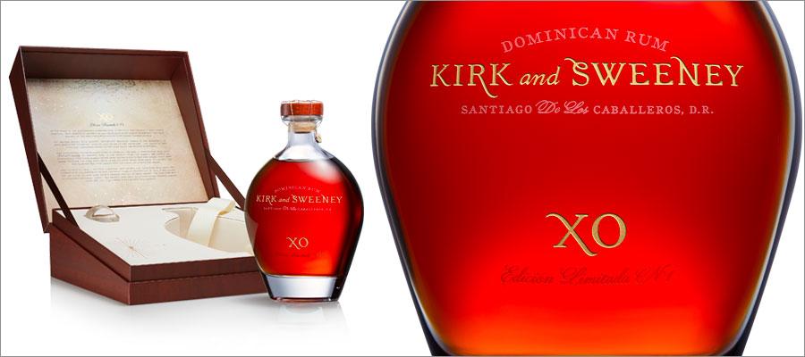Kirk & Sweeney revient en édition XO
