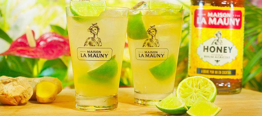Cocktail Maison La Mauny