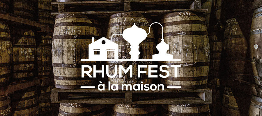 Le Rhum Fest à la Maison débarque (bientôt) dans votre salon