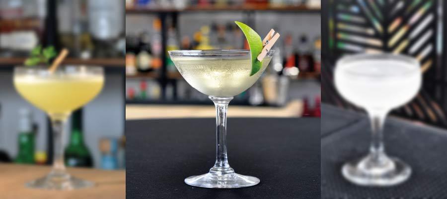 Recette de Cocktail par Yoann Demeersseman : Le Martiniquais Dry au rhum La Favorite la Digue