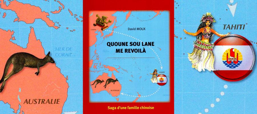 David Moux de Tamure Rhum raconte l'histoire de sa famille