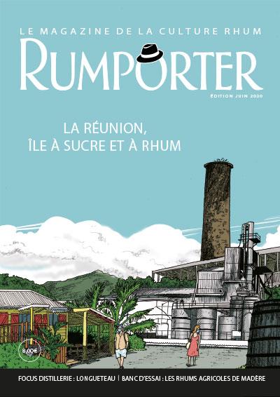 Rumporter Magazine - Édition juin 2020