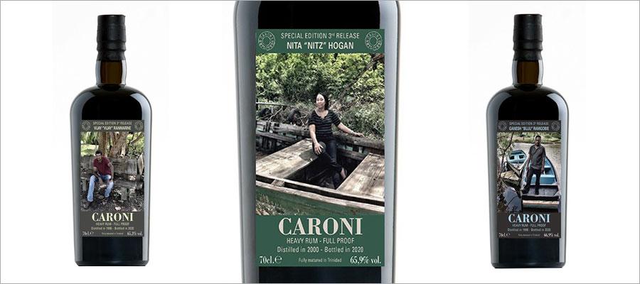 """Caroni : Trois nouvelles références pour la collection """"Employees"""""""