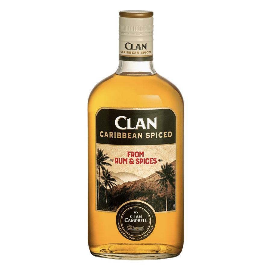 Clan Caribbean Spiced