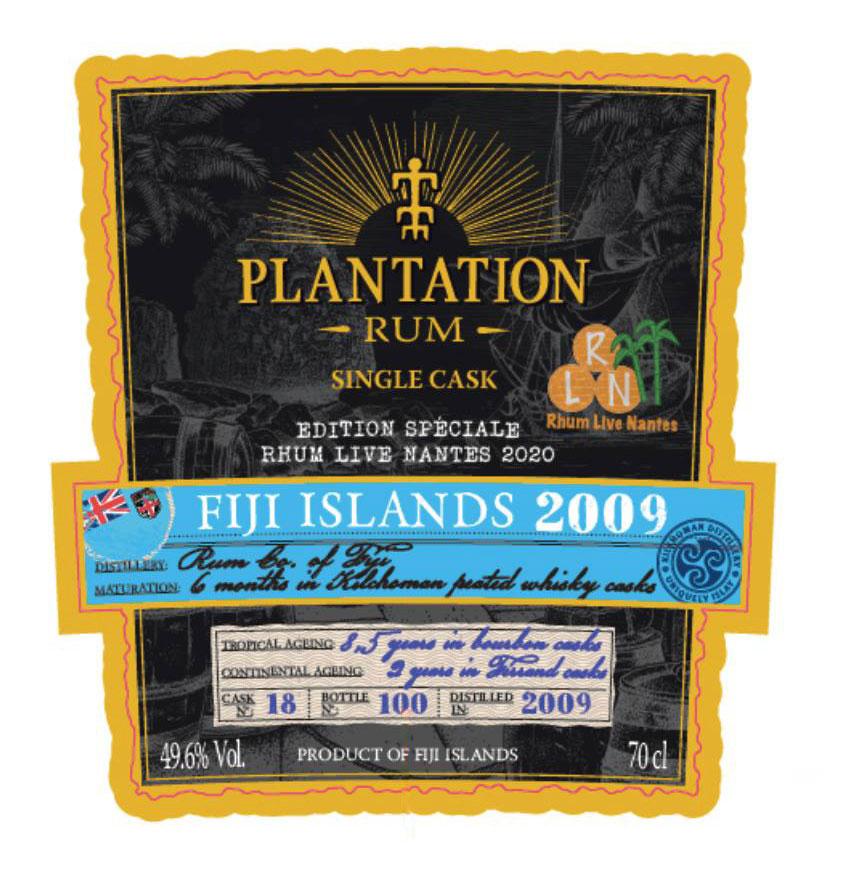 Rhum Live Nantes Plantation