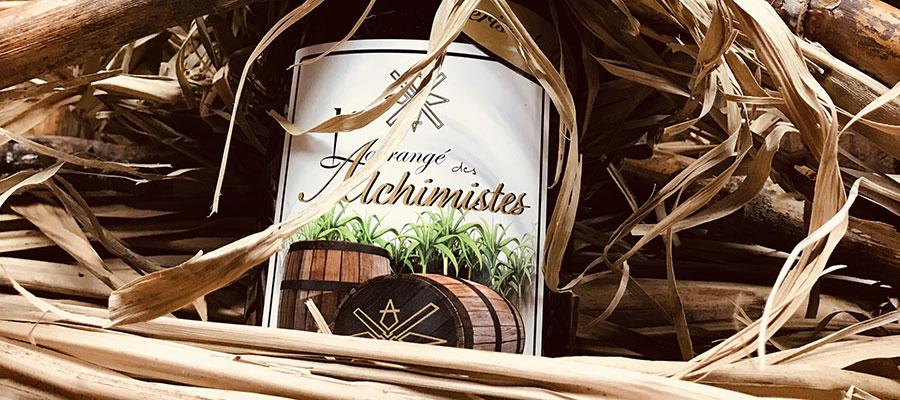 L'Arrangé des Alchimistes, une fabrication artisanale alsacienne