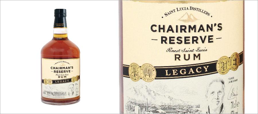Chairman's Reserve Legacy, hommage à un grand monsieur