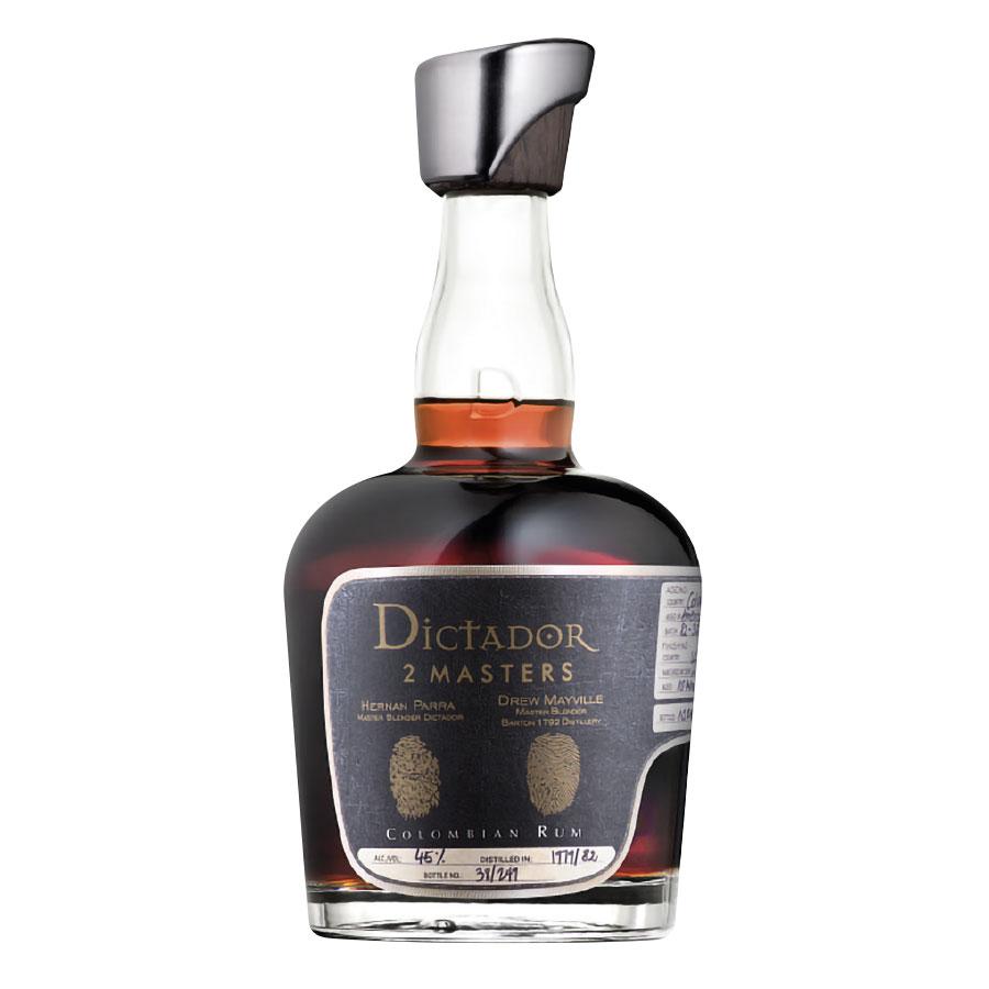 Dictador 1979 2 Masters Barton wheated Bourbon