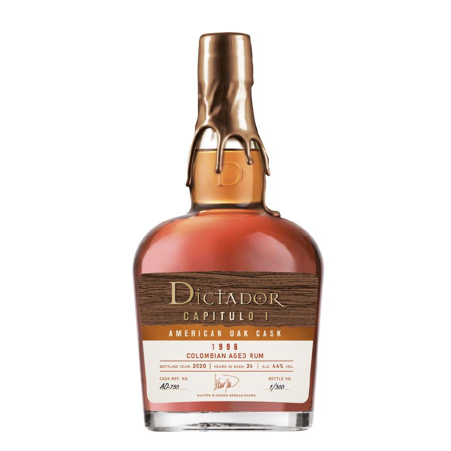 Dictador 1996 Capitulo 1 American oak cask