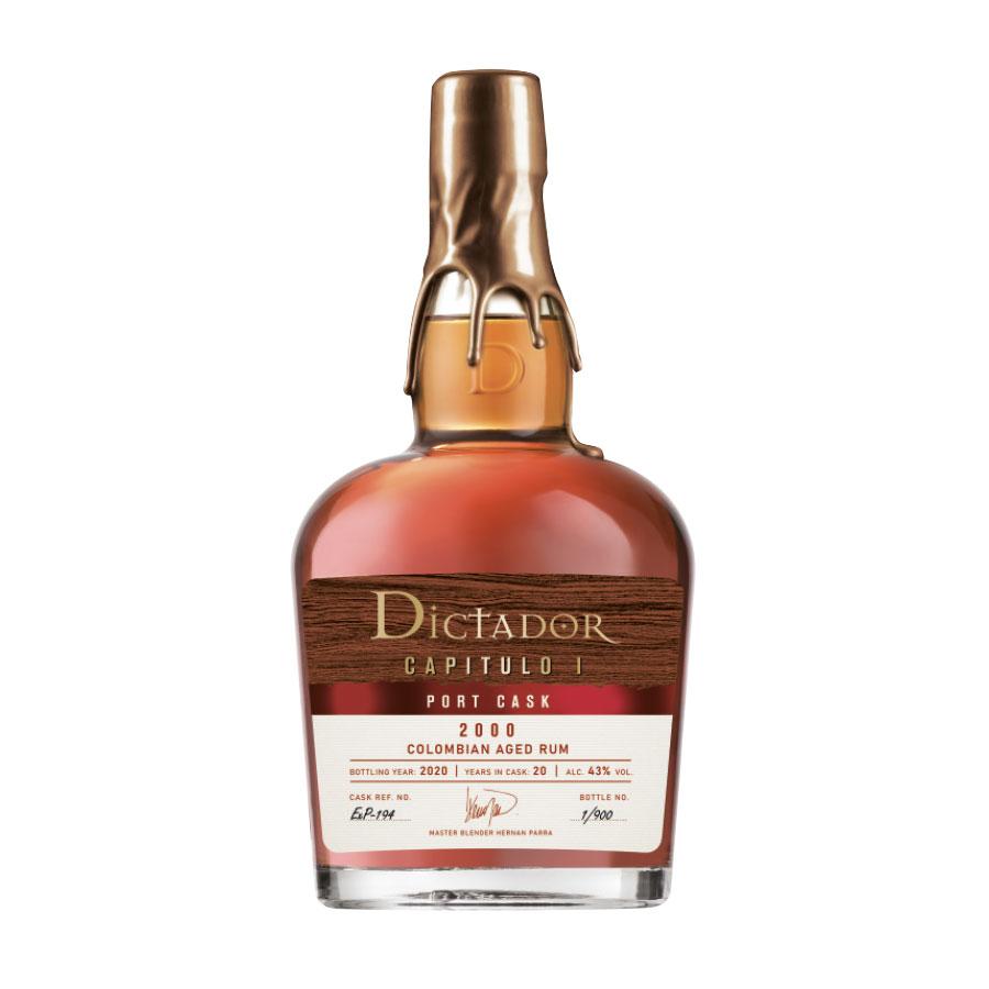 Dictador 2000 Capitulo 1 Port Cask
