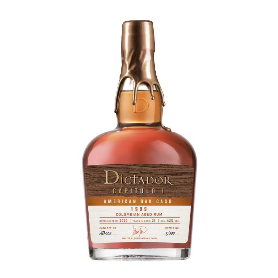 Dictador 1999 Capitulo 1 American oak cask