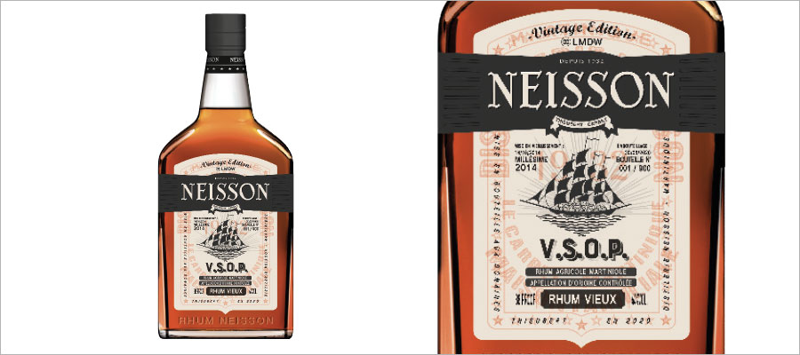 Neisson VSOP – French Connections par La Maison du Whisky