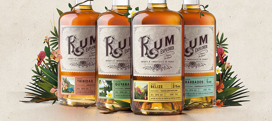 Rum Explorer, l'explorateur frappe fort !