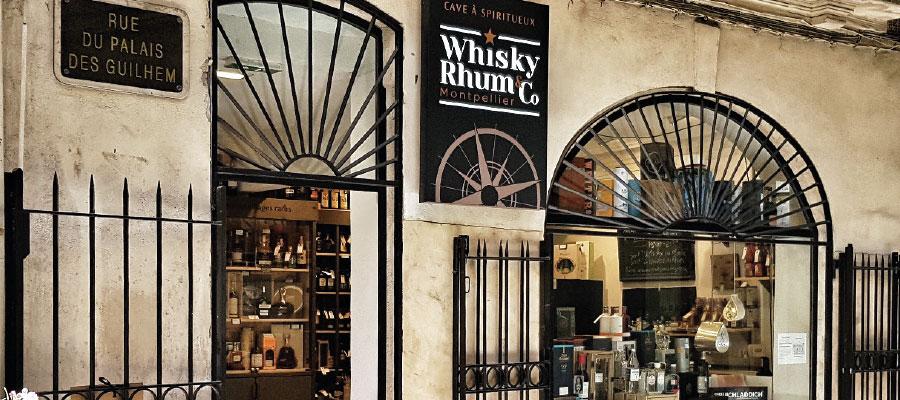 Montpellier : Whisky, Rhum & Co, un établissement fondé par un érudit des spiritueux