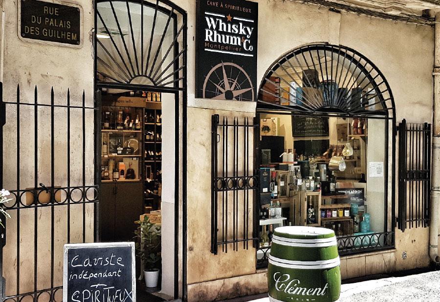 Whisky, Rhum & Co