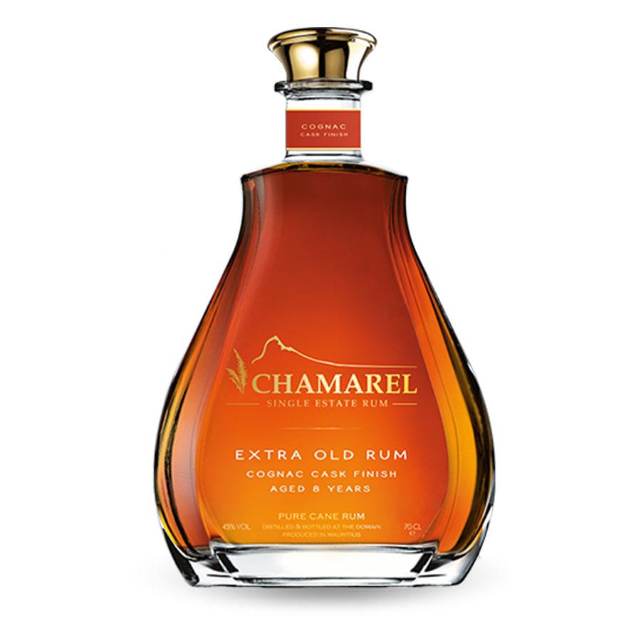 Chamarel XO Cognac Cask Finish