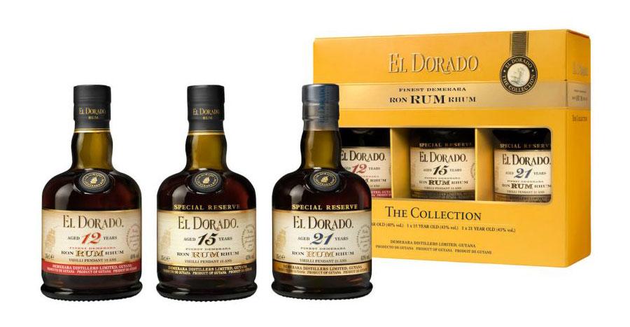 El Dorado - Coffret 12, 15 et 21 ans
