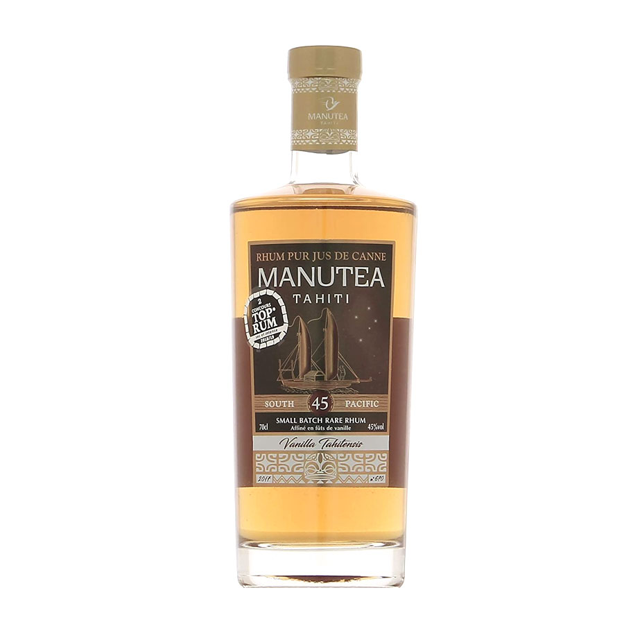 Manutea Vanilla Tahitensis