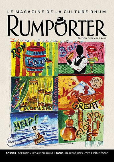 Magazine au numéro – Décembre 2020
