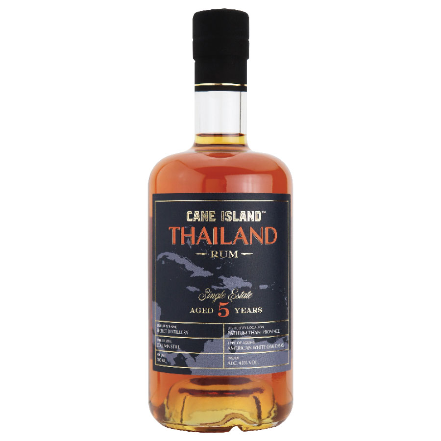 Cane Island rum thailand