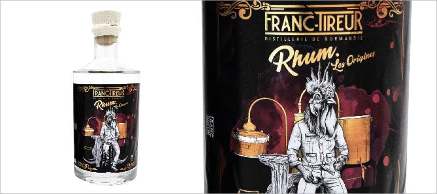 Distillerie Franc-Tireur, rhum de Normandie