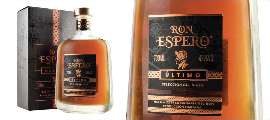 Un melting pot de rhum : Ron Espero Ultimo